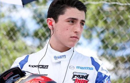 Andres Gutierrez returns with Pelfrey