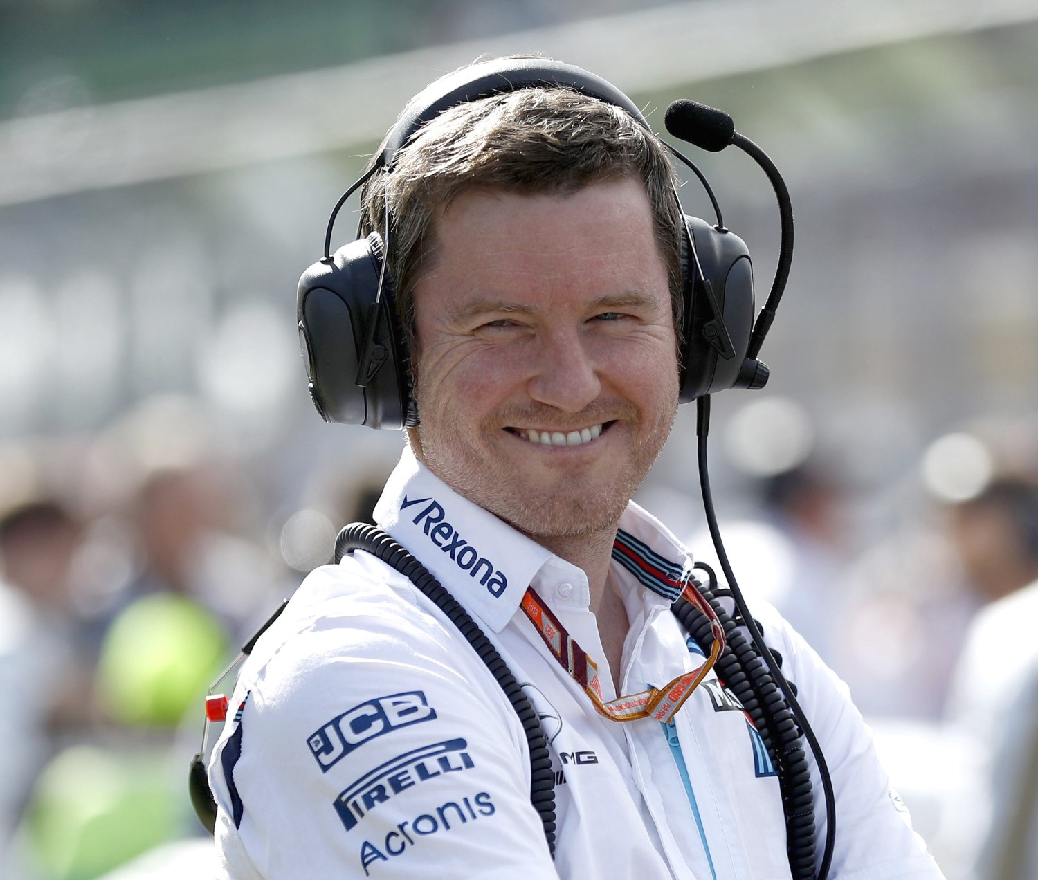 Rob Smedley ousted