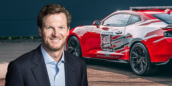 How many fans will buy tickets to watch Dale Jr. drive the pace car?