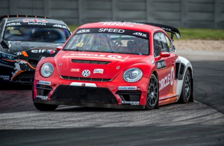 Americas Rallycross celebrates its first champions at World Rallycross of USA
