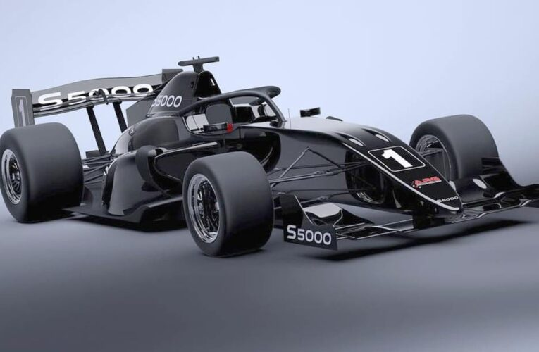 Video: Australia IndyCar-like S5000 takes next step ahead of 2019 launch