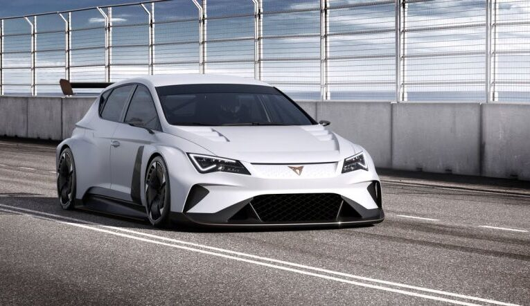 WSC Technology launches E TCR a new concept for Touring Car racing