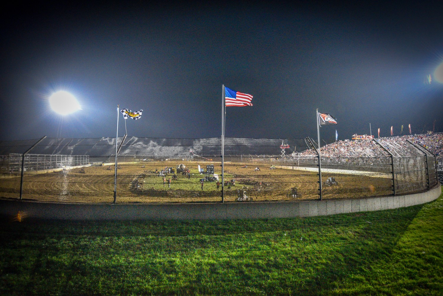 Indy Dirt Track