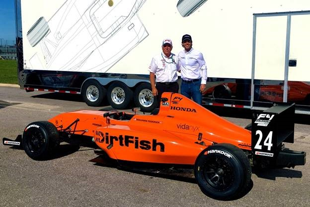 Hankook named official tire of F4 US and F3 Americas