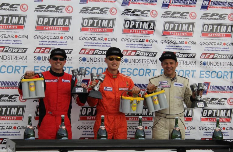 Patrick Chio wins opening USTCC round at Willow Springs