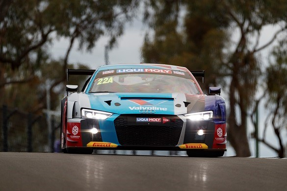Audi and BMW set the pace at Liqui-Moly Bathurst 12 Hour