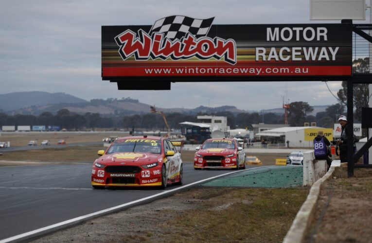 Supercars: Winton round postponed due to Covid cases
