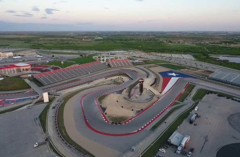 World RX Arrives In The USA The Circuit Of The Americas Rallycross Track Is Revealed