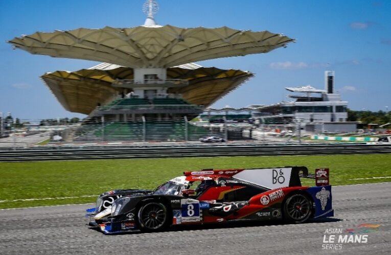Jackie Chan Racing cleans up at Sepang