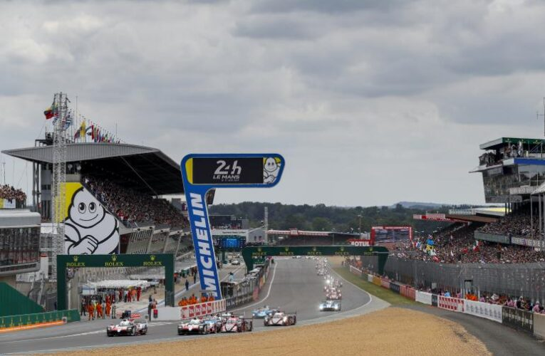 24 Hours of LeMans to run with no fans