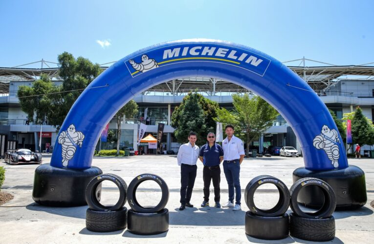 Asian Le Mans Series renews contract with Michelin for three more seasons