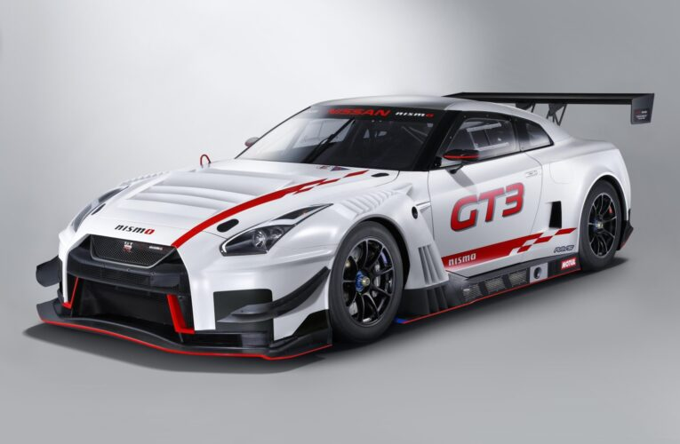 2018 model of the Nissan GT-R Nismo GT for sale