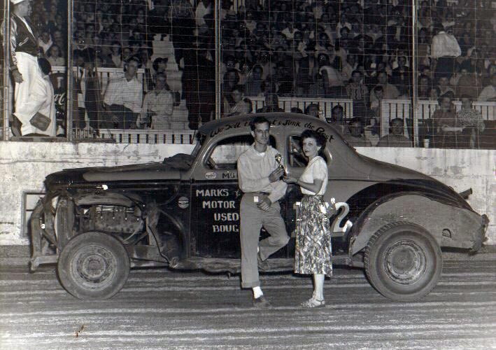 GHOST TRACKS: Indiana's Armscamp Speedway