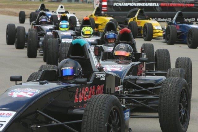 Lucas Oil School, Cooper Tires Combine for Team USA Scholarship Shootout