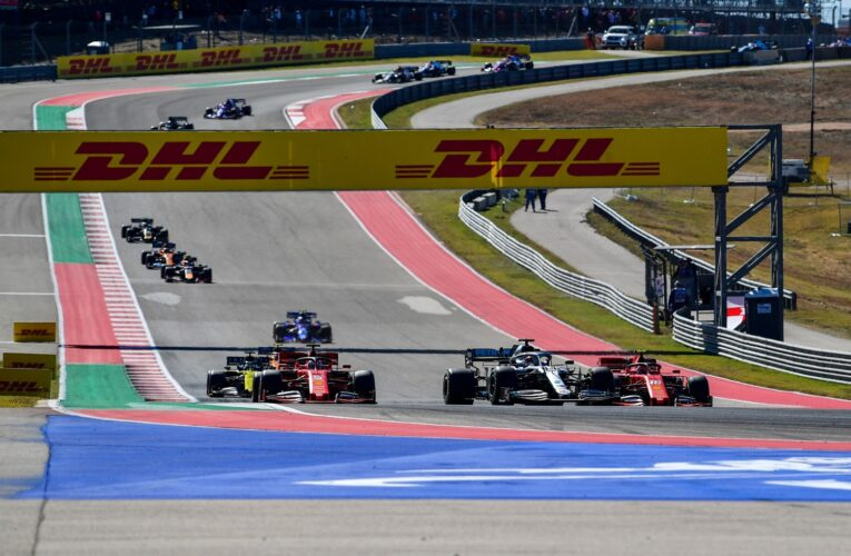 Rumor: COTA to sign F1 contract extension this weekend