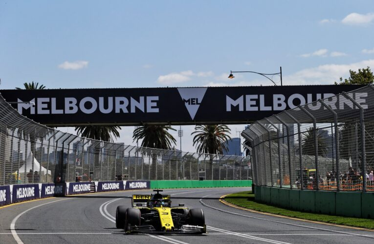 Melbourne could be off F1 schedule in 2021  (Update)