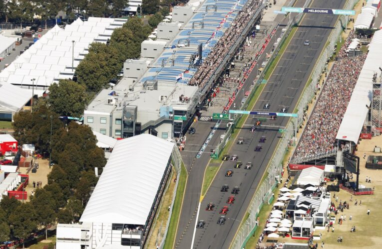 F1: Melbourne appears on leaked 2022 F1 calendar