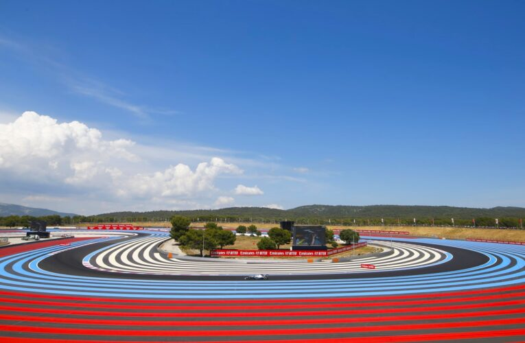 French GP crowd capped at 15,000 for 2021