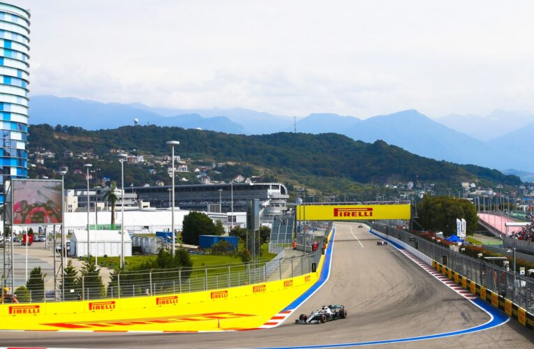 Two Russian tracks may alternate Russia GP  (Update)