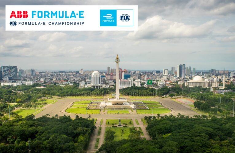 Formula E: Jakarta Race in Doubt as It Needs to Find New Track