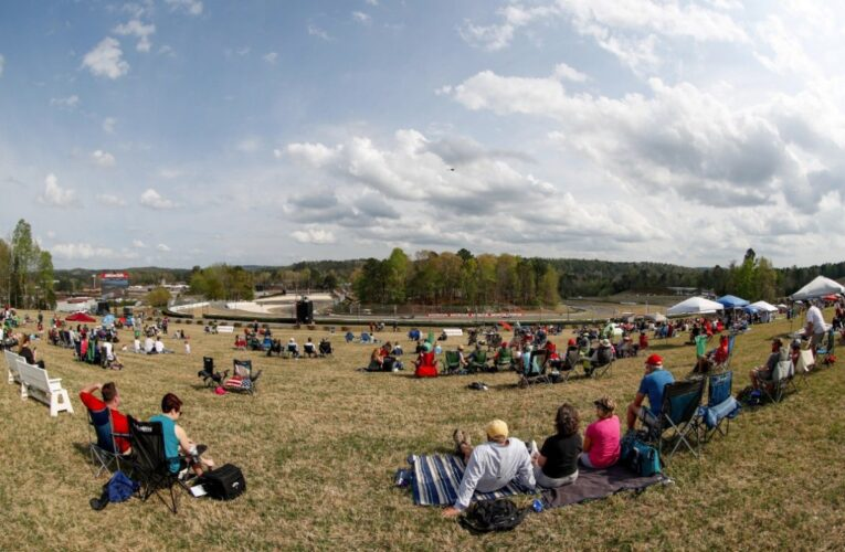 Barber IndyCar race tickets sold out