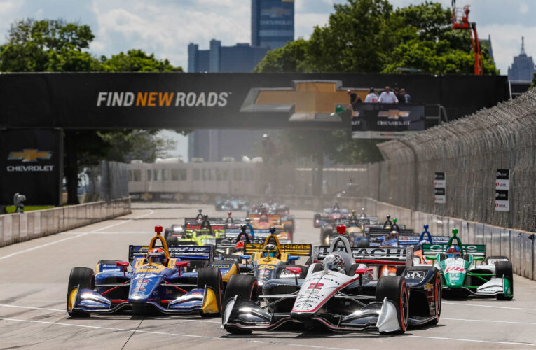 Detroit GP Returns to Traditional One-Weekend Format in 2021