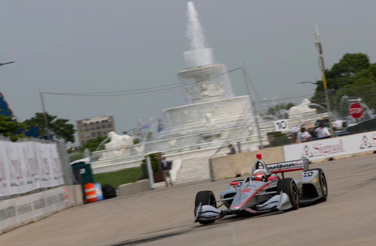 Friday at Detroit's Belle Isle