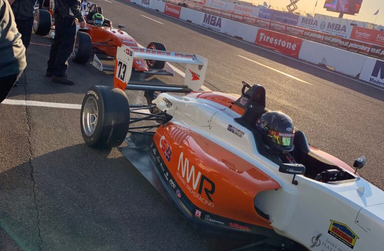 Newman Wachs Racing Returns To Indianapolis Motor Speedway