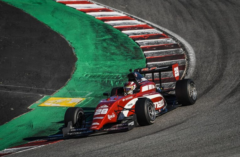 Kirkwood on the Cusp of Indy Pro 2000 Title With Laguna Win