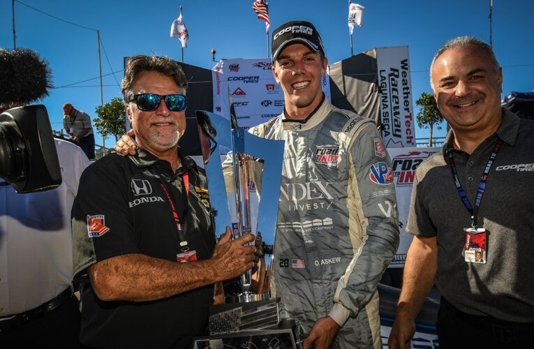 IndyCar team owners salivating over Askew's $1M