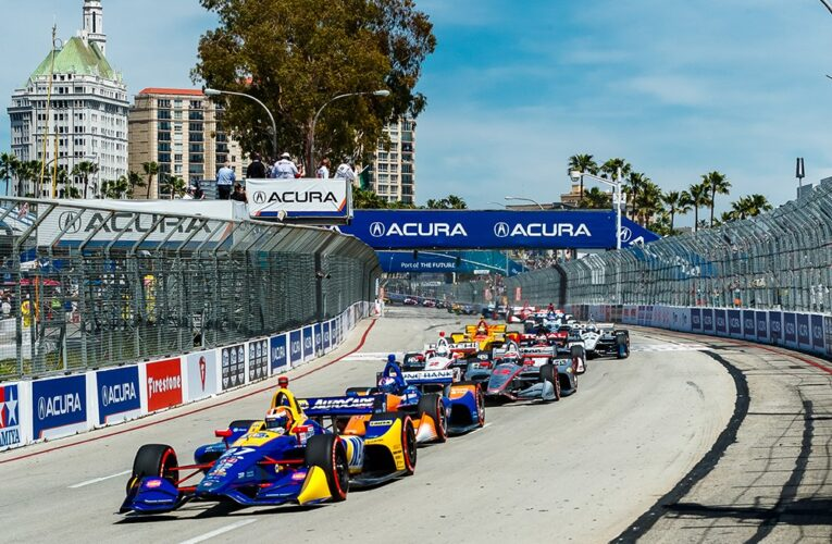 IndyCar: Acura GP of Long Beach Preview