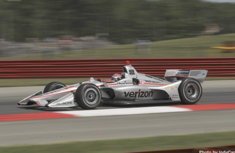 Power wins pole for Honda Indy 200 at Mid-Ohio