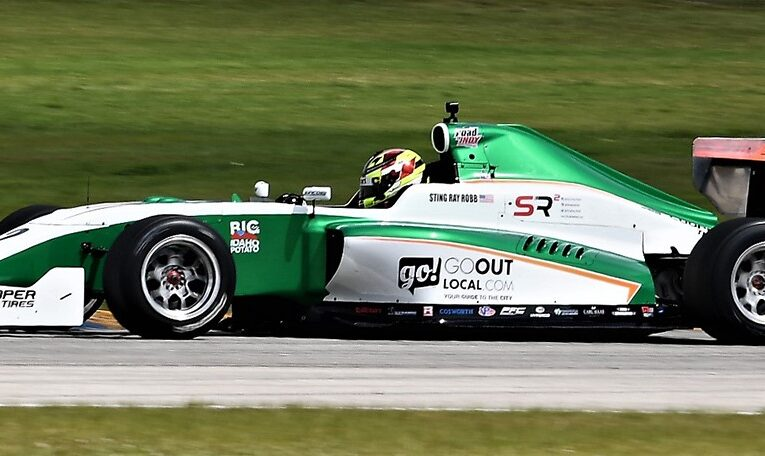 Robb and Keane Fastest in Road to Indy Spring Training