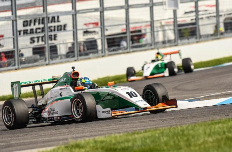 Juncos Racing Announces Indy Pro 2000 Line-Up for the Ninth Annual Chris Griffis Memorial Test