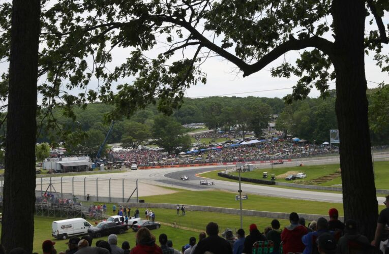 IndyCar: Friday Morning Report from Road America
