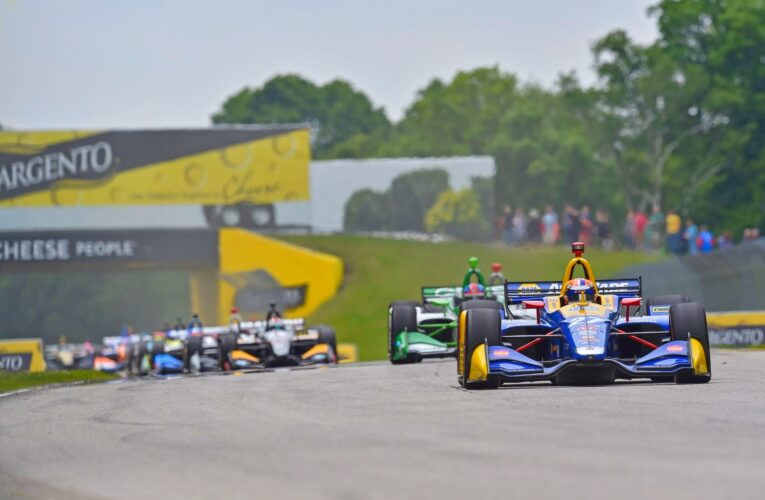 Preview IndyCar Rev Group Grand Prix at Road America  (Update)