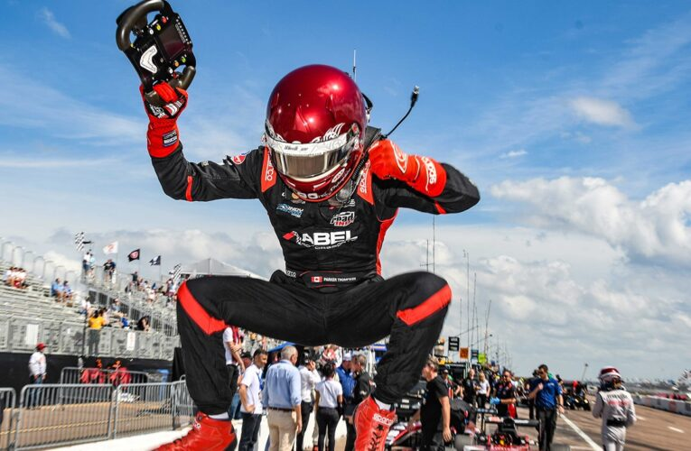 Thompson and Abel Motorsports Sweep Indy Pro 2000 Weekend