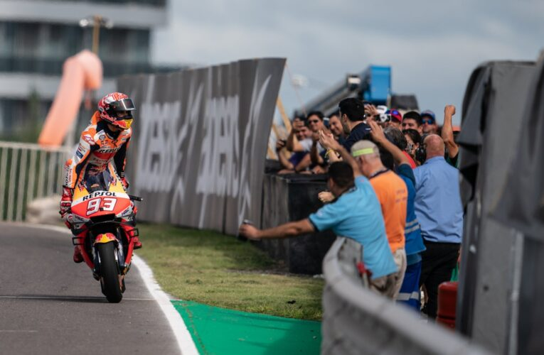 MotoGP Commits To Three More Years In Argentina