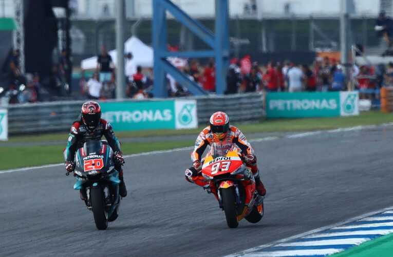 MotoGP: 2021 Thai GP cancelled for 2nd year in row