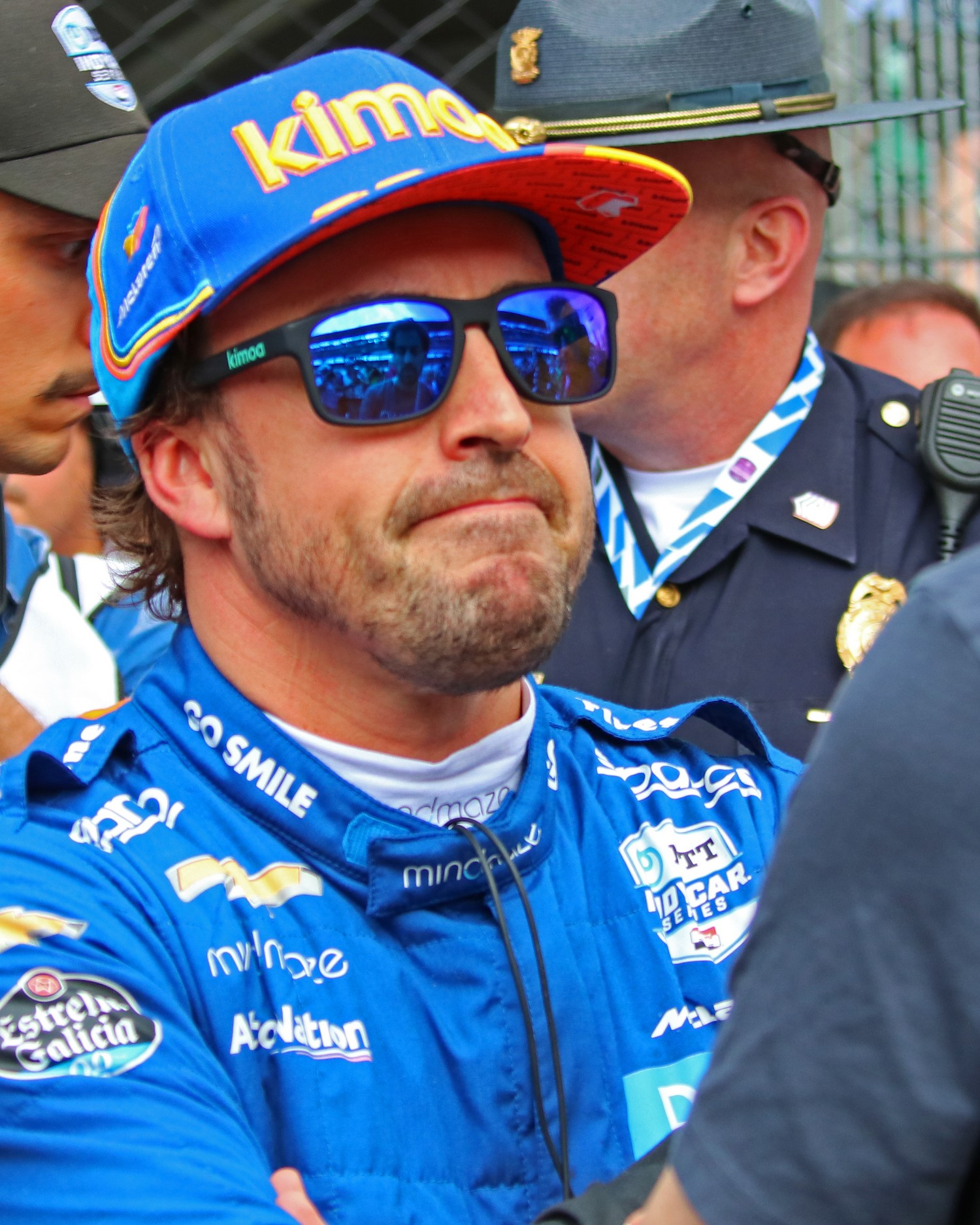 Alonso dismisses any notion he would ever run any IndyCar race other than the 500