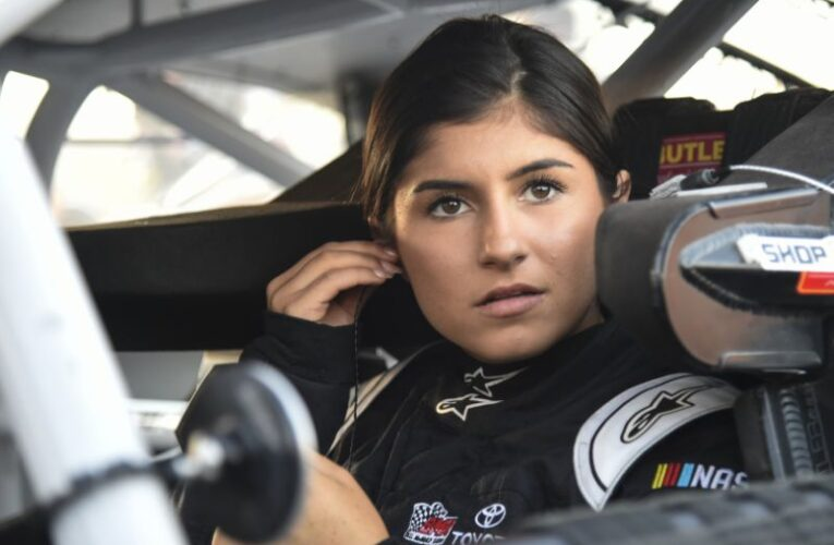 NASCAR's Hailie Deegan Switching From Toyota To Ford