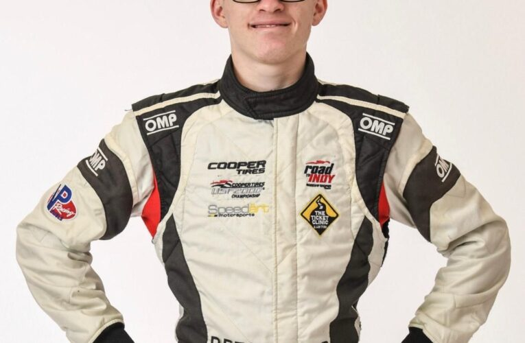 Reece Gold Joins Juncos Racing for the 2021 Indy Pro 2000 Championship