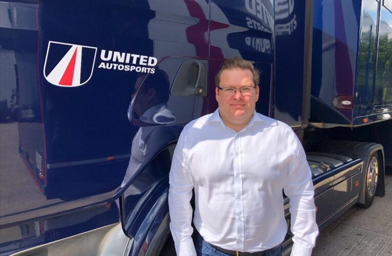 David Greenwood Joins United Autosports As Technical Director
