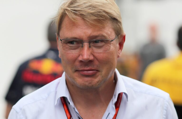 Hakkinen to race a McLaren again