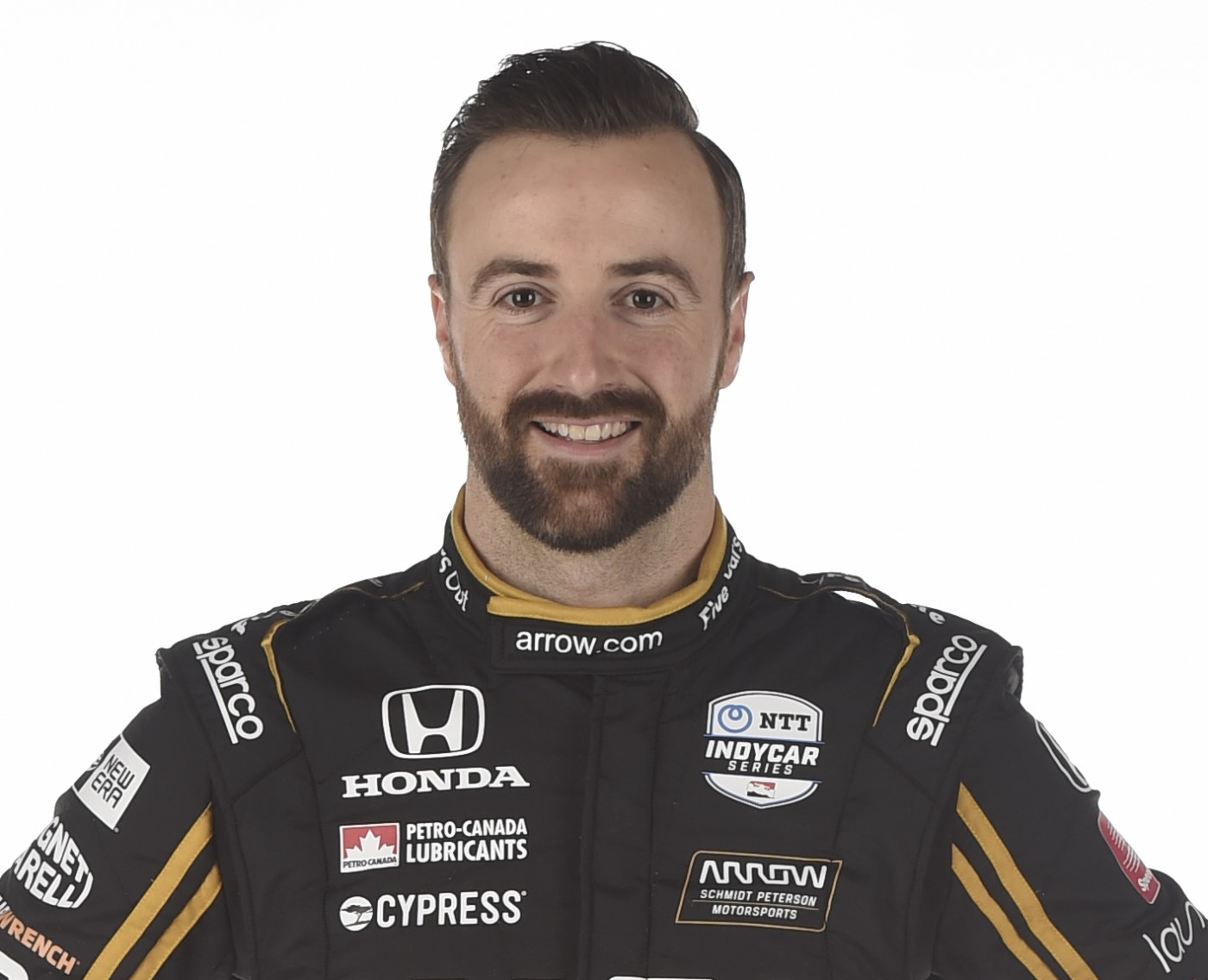 Hinchcliffe remains under contract with the team until he finds a new ride.