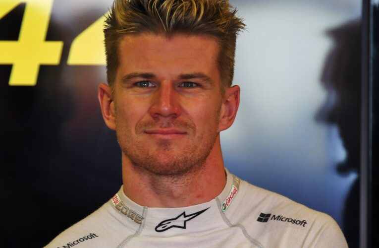 Hulkenberg thinks he can be close to Verstappen