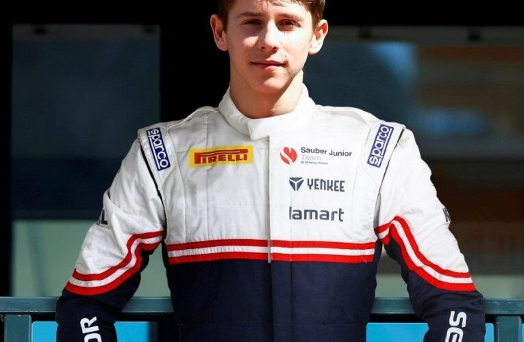 Leclerc's younger brother joins Sauber Junior Team