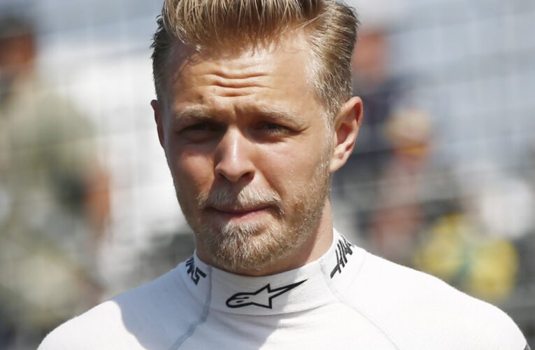Magnussen eyes F3 test to prepare for Imola