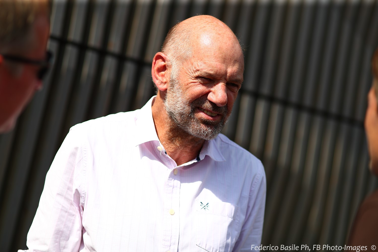 Designer Adrian Newey wants to determine who wins F1 races, not the driver