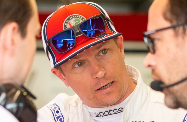 Raikkonen eyes world rally title